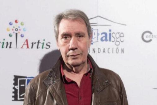 El actor Nicolás Dueñas.