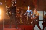 Green Day convierte la Plaza de España de Sevilla en un incendio de punk-rock previo a los MTV EMAs