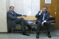 Alberto Alcocer y Alberto Cortina en una imagen de archivo