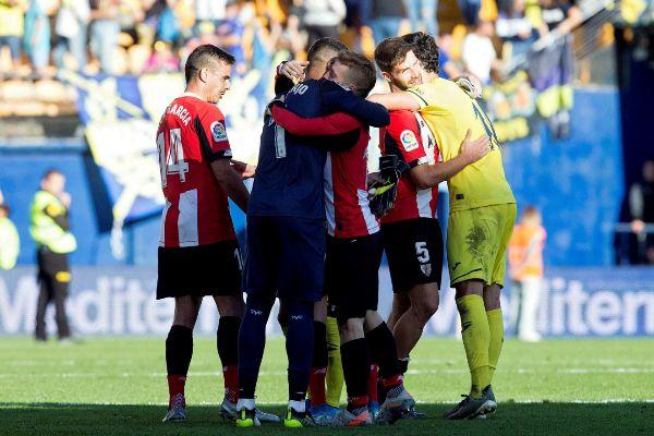 GRAF1704. VILLARREAL.- El delantero del <HIT>Athletic</HIT> de Bilbao...