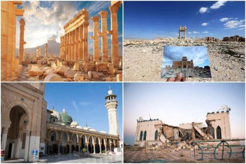 Siete Patrimonios de la Humanidad destruidos por la barbarie