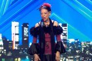 Moraima Olvera en Got Talent 5.