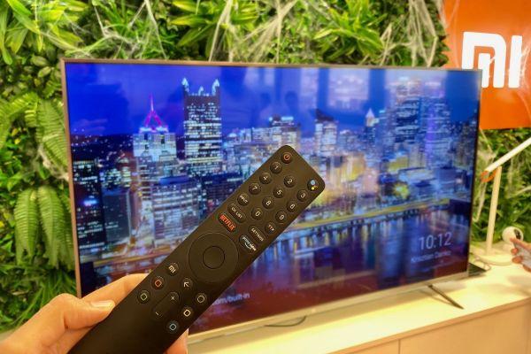 El mando de los nuevos televisores incorpora activación por voz.