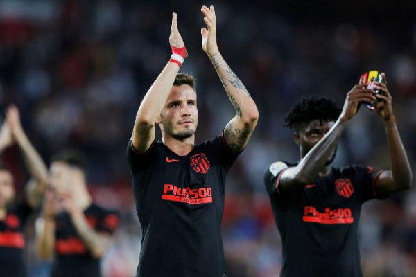 La Liga Santander - Sevilla v <HIT>Atletico</HIT> Madrid