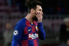 El anochecer del Barcelona