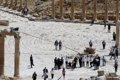 Ruinas de Jerash.