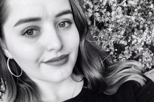 La mochilera británica Grace Millane, asesinada en Nueva Zelanda.