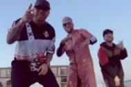 Imagen del vídeo de Imaginaste (Remix), de Jhay Cortez, Wisin y Yandel