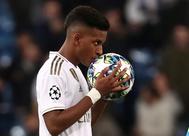 Champions League - Group A - Real Madrid v Galatasaray