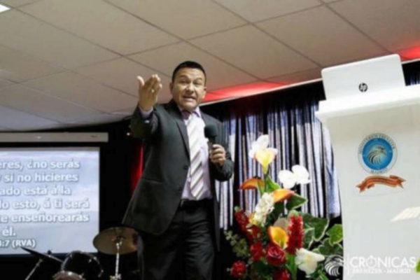 El pastor evangélico detenido en Carabanchel