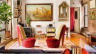 La casa de  Coco Chanel,  Christian Dior y otros gurús de la moda y el cine