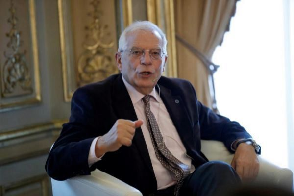 Josep Borrell, ministro de Asuntos Exteriores.