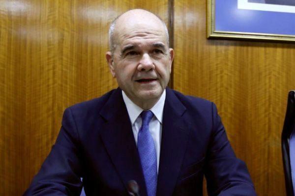 El ex presidente de la Junta de Andalucía, Manuel Chaves.