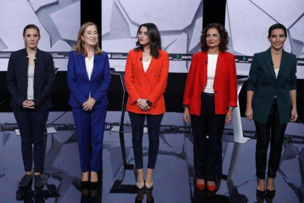 Irene Montero (Unidas Podemos), Ana Pastor (PP), In