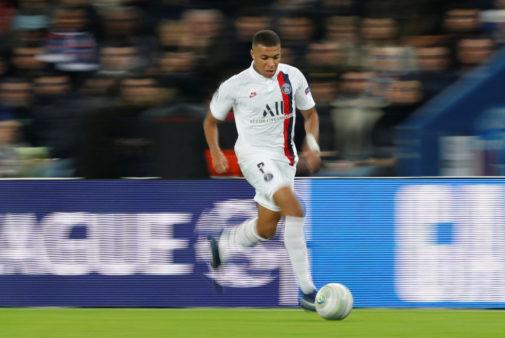 Champions League - Group A - Paris St Germain v Club Brugge