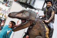 El salón acerca la geología y la paleontología al público infantil