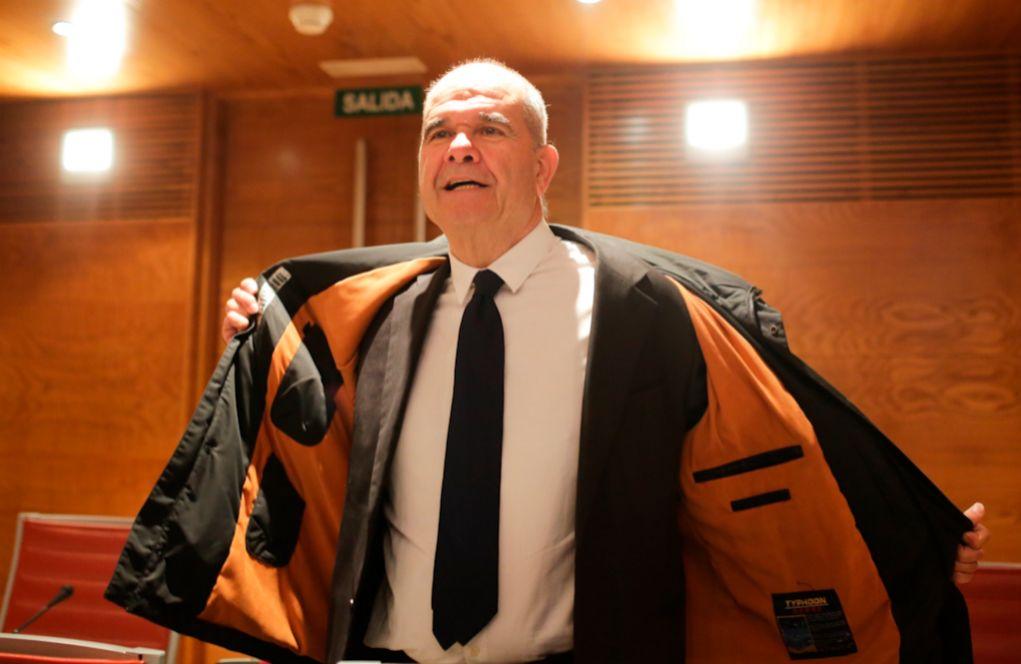 Manuel Chaves, ex presidente de la Junta de Andalucía.