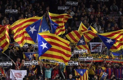 Así era el plan de los CDR para sabotear el clásico: acorralar el bus del Madrid y apagón en el Camp Nou