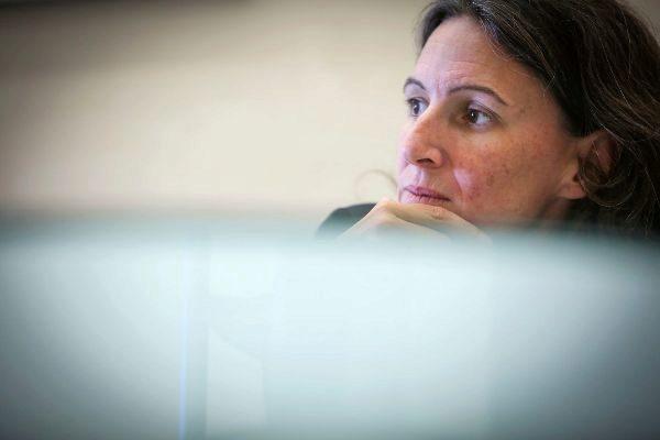 La ex concejala María Oliver.