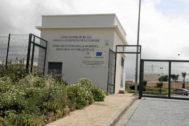 Centro de protección de menores de la Purísima en Melilla.
