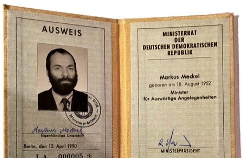 """Markus Meckel, ex ministro de la RDA: """"Kohl nos prometió el oro y el moro, y el oro no llegó"""""""