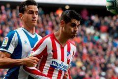 El Atlético obra la remontada gracias a Morata y Koke