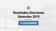 Resultados de las elecciones generales en Galicia