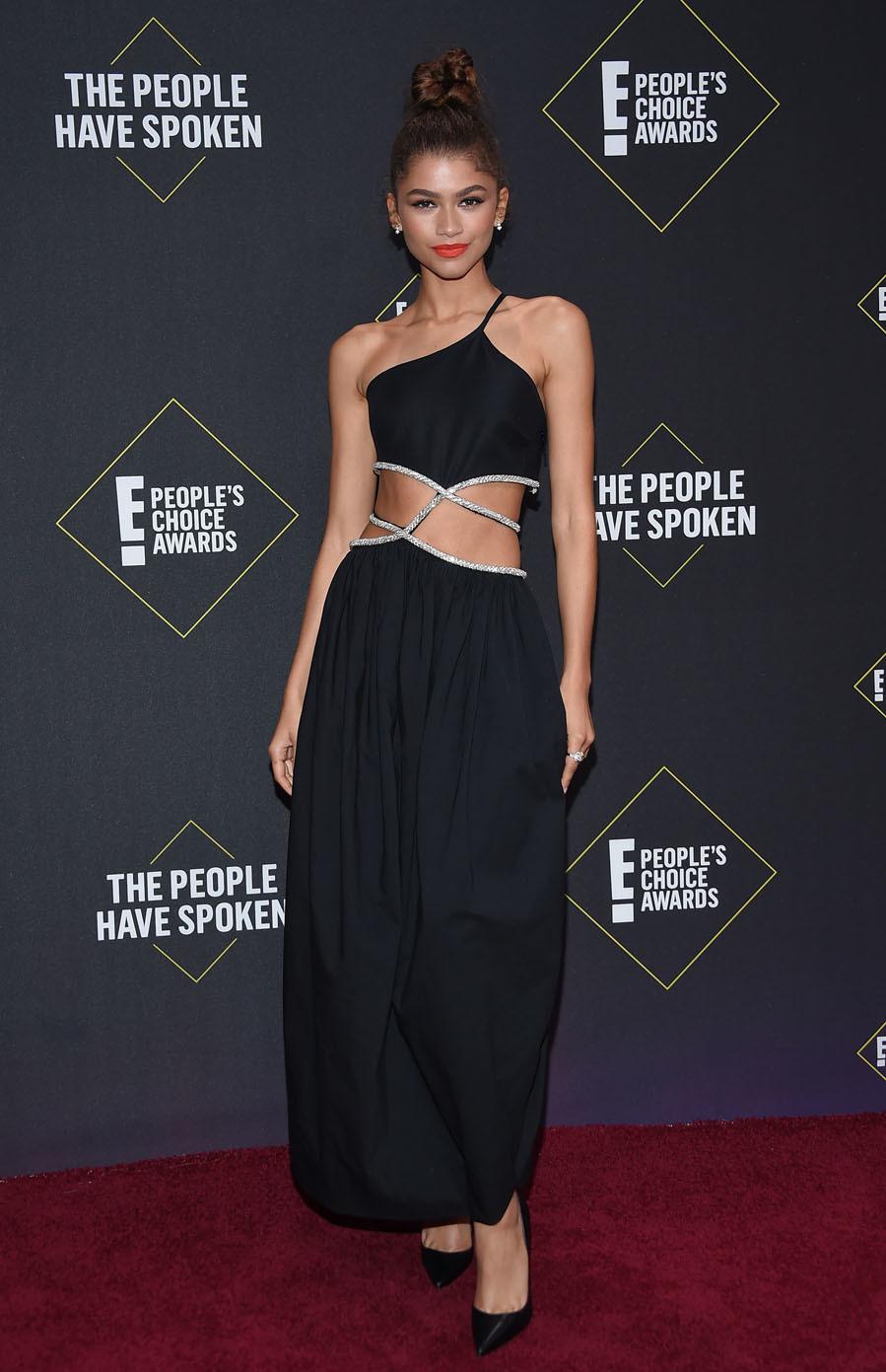 La actriz se convirtió en la celebrity favorita de la gala gracias a...