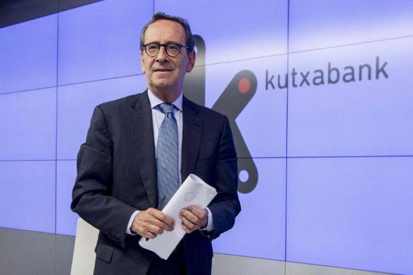 El presidente de Kutxabank, Gregorio Villalabeitia.