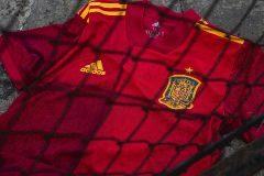 Así es la camiseta que lucirá España