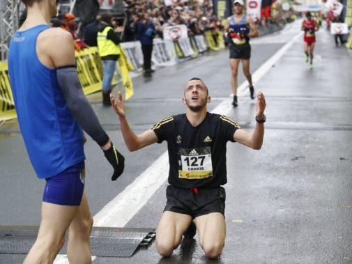 GRAF6308. SAN SEBASTIÁN.- El atleta marroquí Chakib Lachgar,...