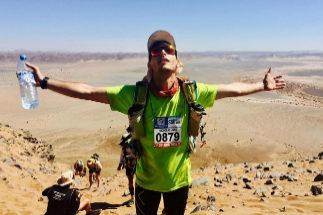 El banquero que lo dejó todo para correr un maratón en 196 países y no salió como quería