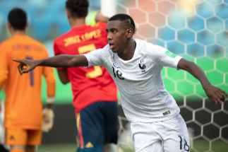 Francia arrolla a España y la elimina del Mundial sub'17