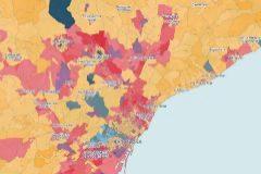 ¿Cómo han votado tus vecinos? Los resultados de las elecciones, calle a calle