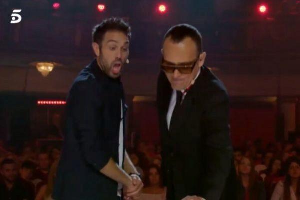 Risto 'regaló' su pase de oro en Got Talent en Telecinco para...