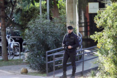 Detenido un alto cargo de la Generalitat por financiación irregular