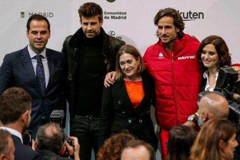 """El despiste de Feliciano y los nervios de Piqué: """"Espero que todos vivan una experiencia inolvidable"""""""