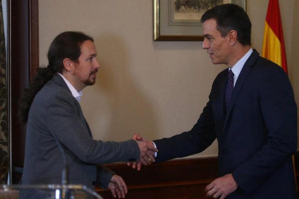 """Resultado de imagen de Preocupación entre los empresarios por el pacto de Gobierno: """"Es lo contrario de lo que necesita la economía de España"""""""