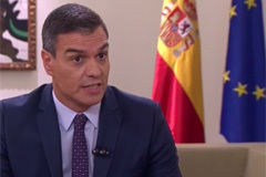 """Cuando Sánchez decía que """"no dormiría tranquilo"""" con ministros de Podemos"""