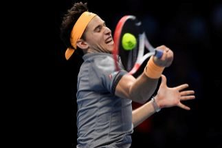 Thiem, a semifinales tras una lección ante Djokovic