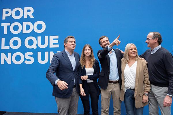 El PP logra su escaño 89 en Vizcaya a costa del PNV y complica la investidura de Sánchez