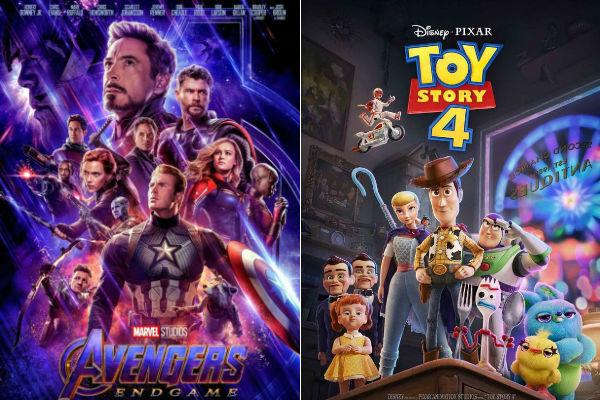 La prueba que demuestra que Vengadores: Endgame y Toy Story 4 tienen...