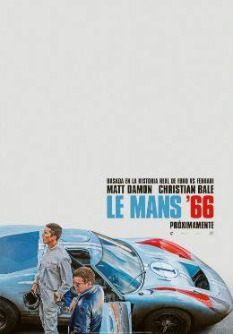 Le Mans'66: épica e intimista