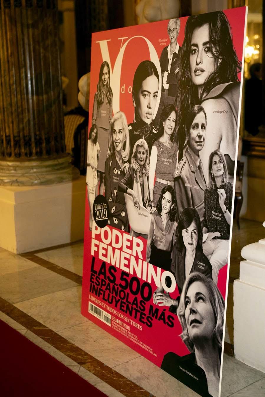 El mes de noviembre es el mes del Poder Femenino en Yo Dona. En 2019...
