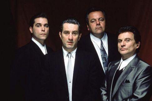 Imagen promocional de la película 'Uno de los nuestros' de Martin Scorsese.