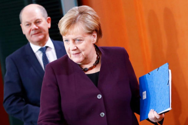Resultado de imagen de Alemania sortea la recesión técnica