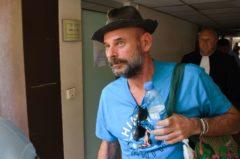 Guy Laliberte, a su salida de los juzgados de Papeete, en la Polinesia francesa este miércoles.