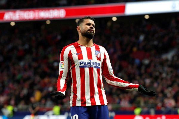 GRAF6533. MADRID.- El delantero del Atlético de Madrid...
