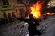 Orgía de fuego y destrucción en Chile contra los símbolos del poder