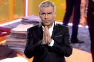 Jorge Javier Vázquez asegura que no se cree el amor de Gianmarco Onestini por Adara Molinero surgido en GH VIP 2019
